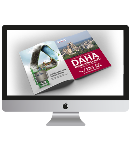 grafik tasarim katalog ve brosur 1 - Grafik Tasarımı