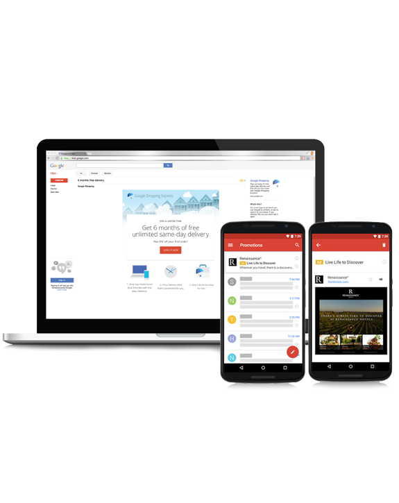 google adwords reklamalari gmail reklamlari - Google Adwords Danışmanlığı