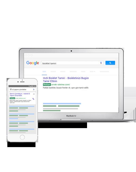 google adwords reklamlari metin reklamlari - Google Adwords Danışmanlığı