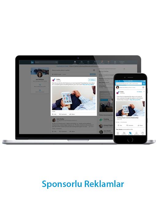 linkedin reklamlari1 - Linkedin Reklamları