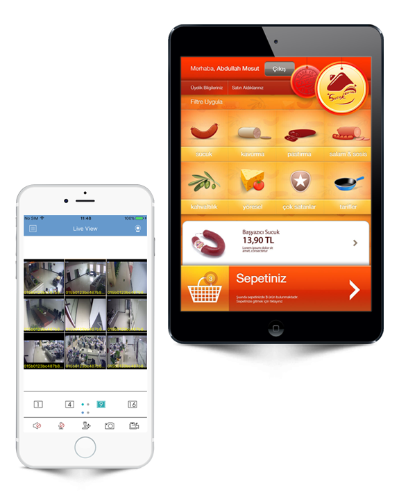 mobil uygulama - Mobil Uygulama