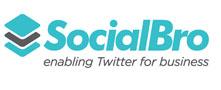 socialbro twitter - Twitter Hesabınızı Yönetmek için En İyi Sosyal Medya Araçları